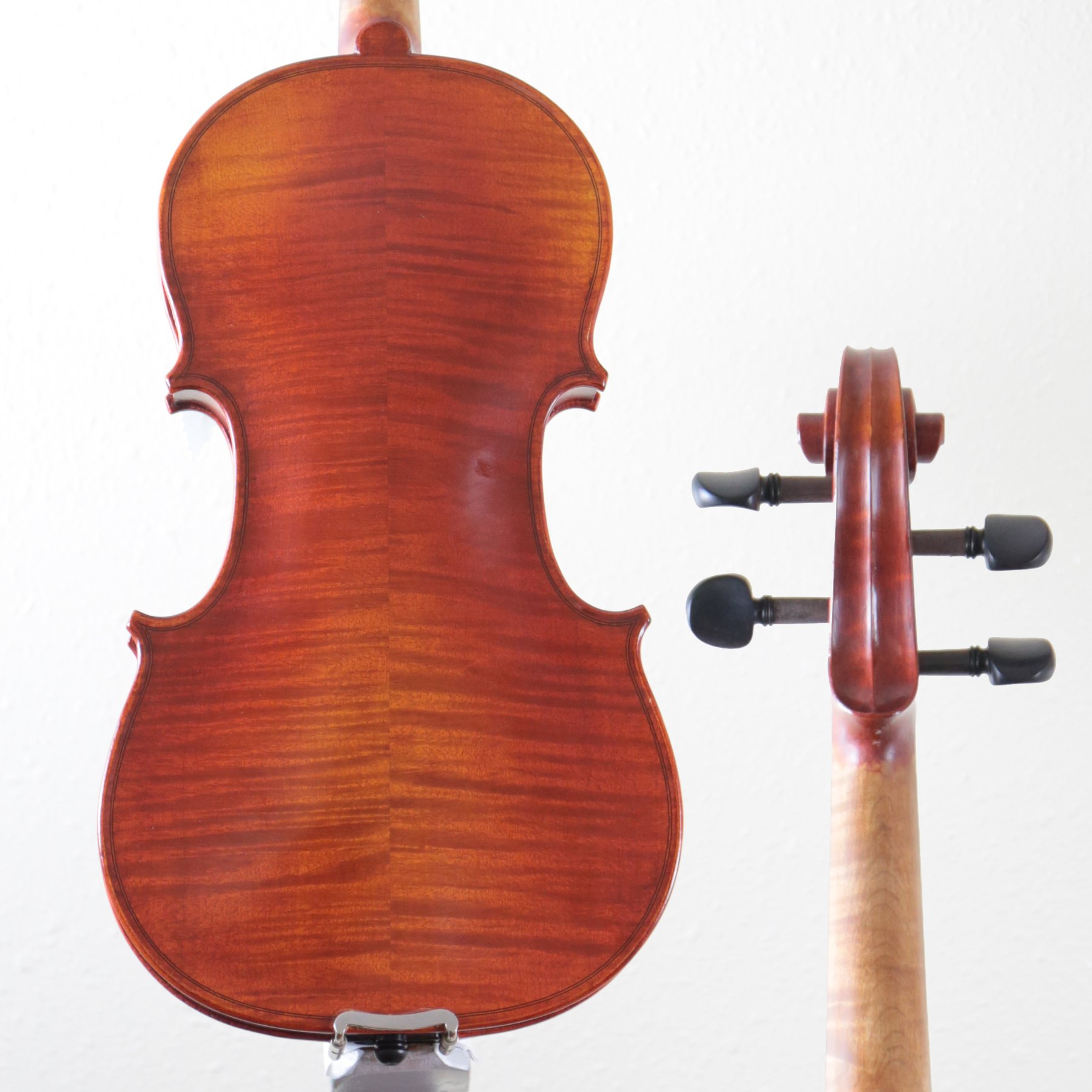 G135 Yamaha V-5 3/4 Size Violin in action
