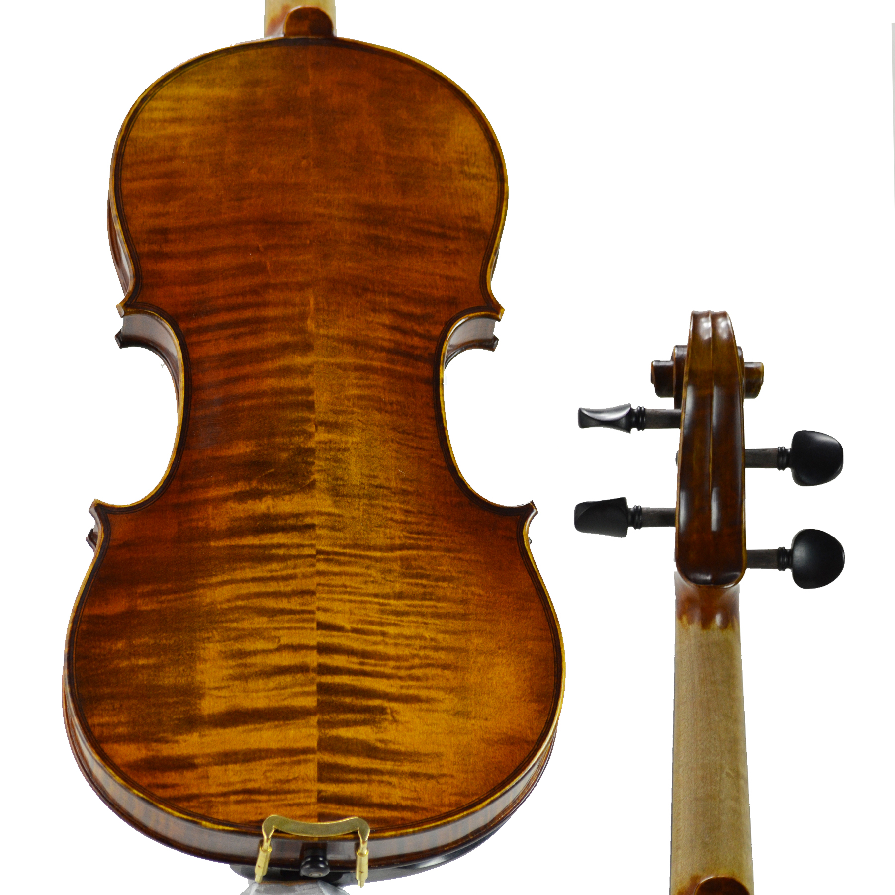G200 Antonio Giuliani Violin in action