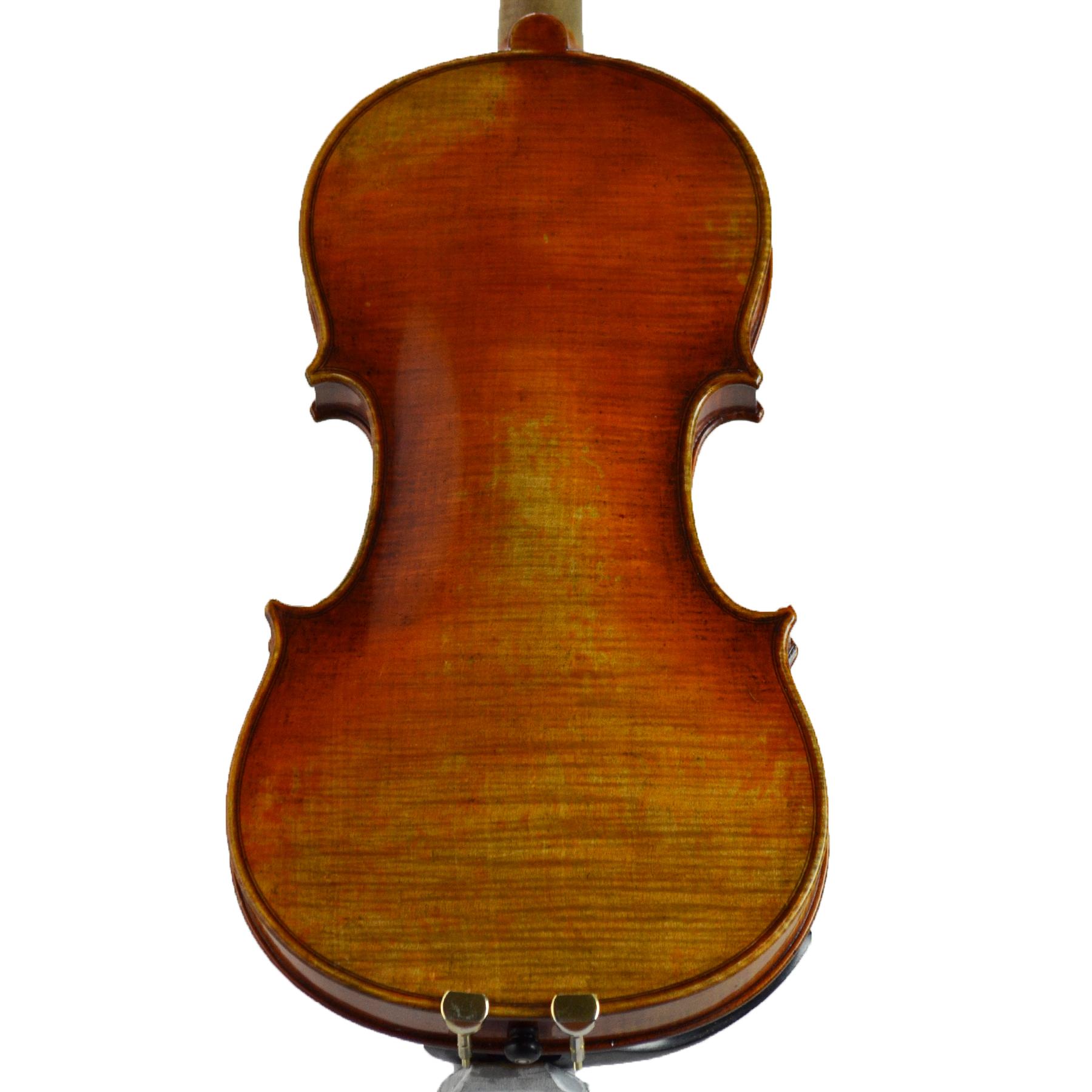 G215 2016 Mikhail Vitacek Violin in action
