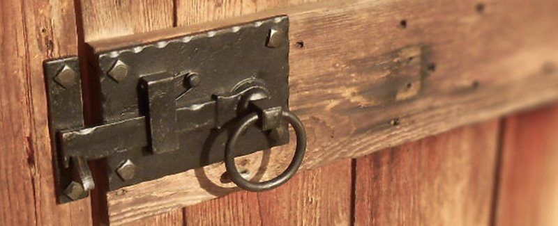 Cottage Latches