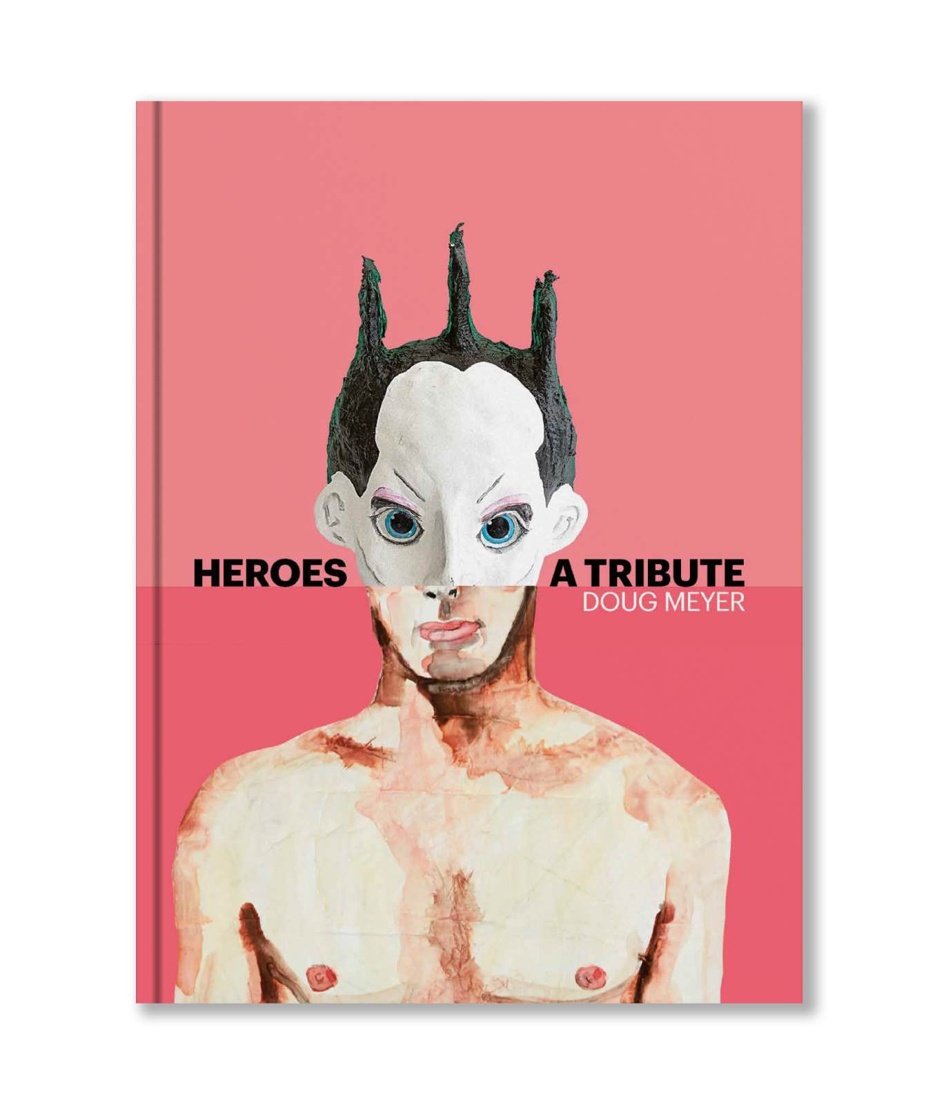 Heroes: A Tribute - Pink Art Edition