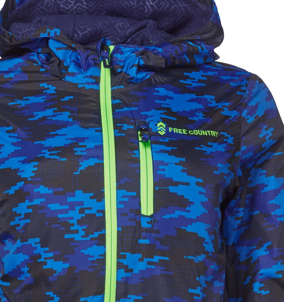 Boys' Storm Cloud Windshear Jacket