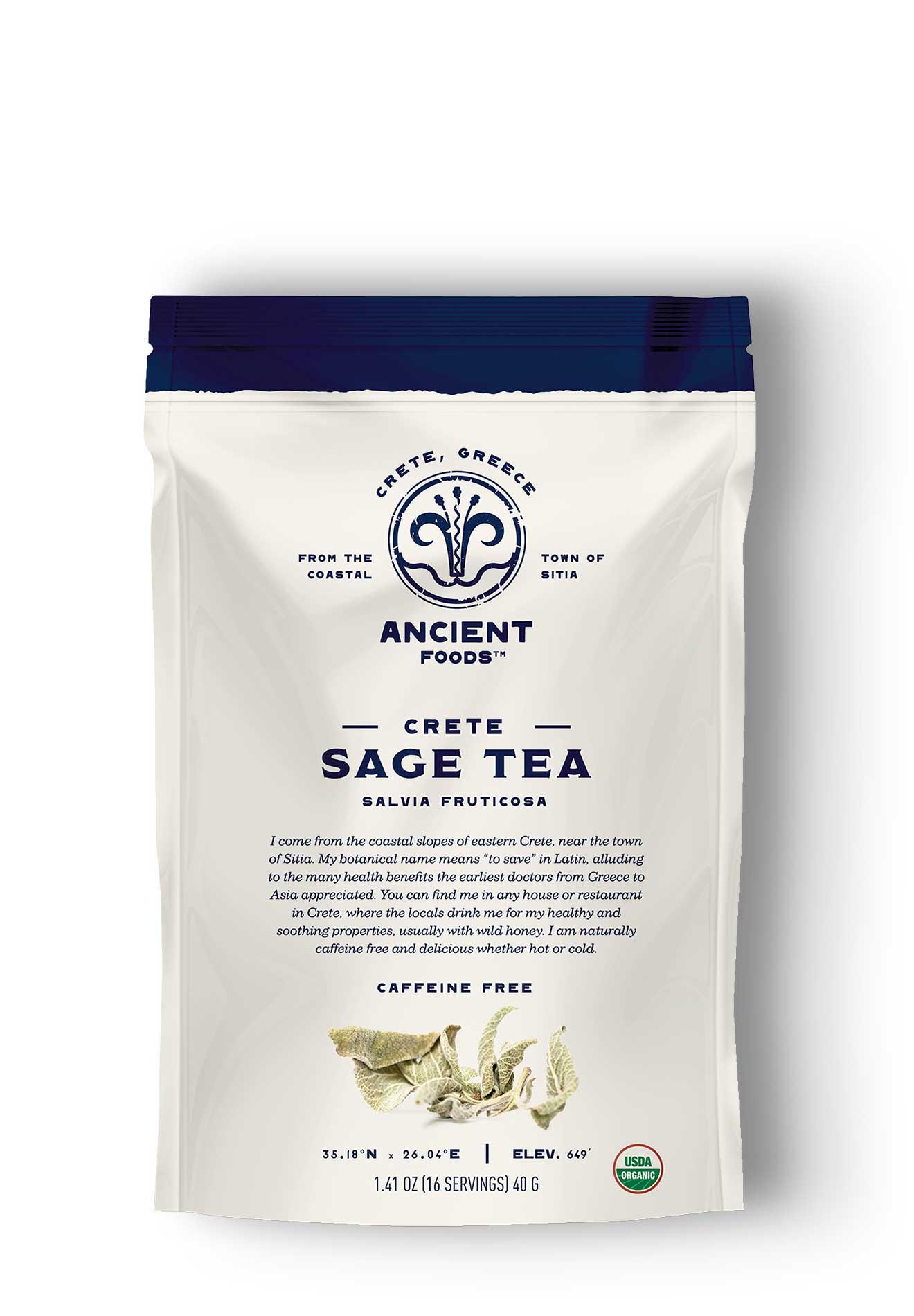 Cretan Sage Tea