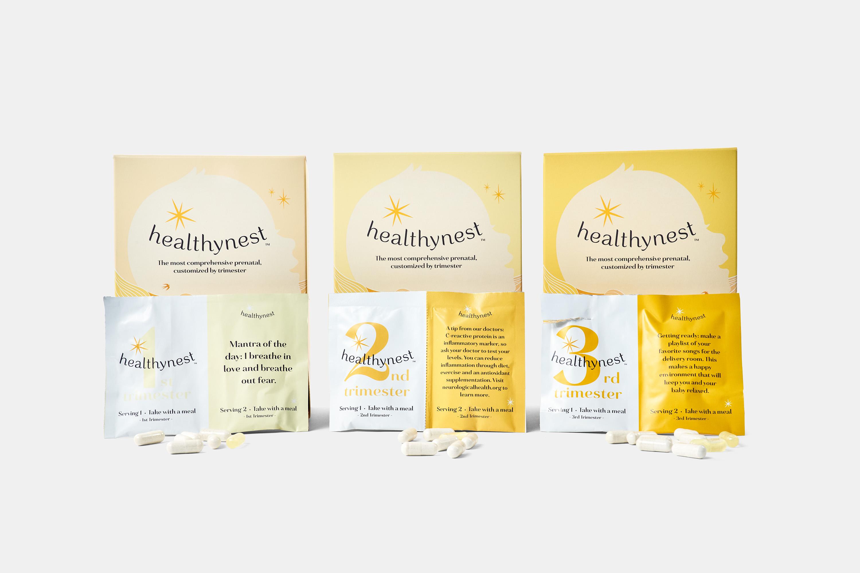 Our Prenatal Vitamins
