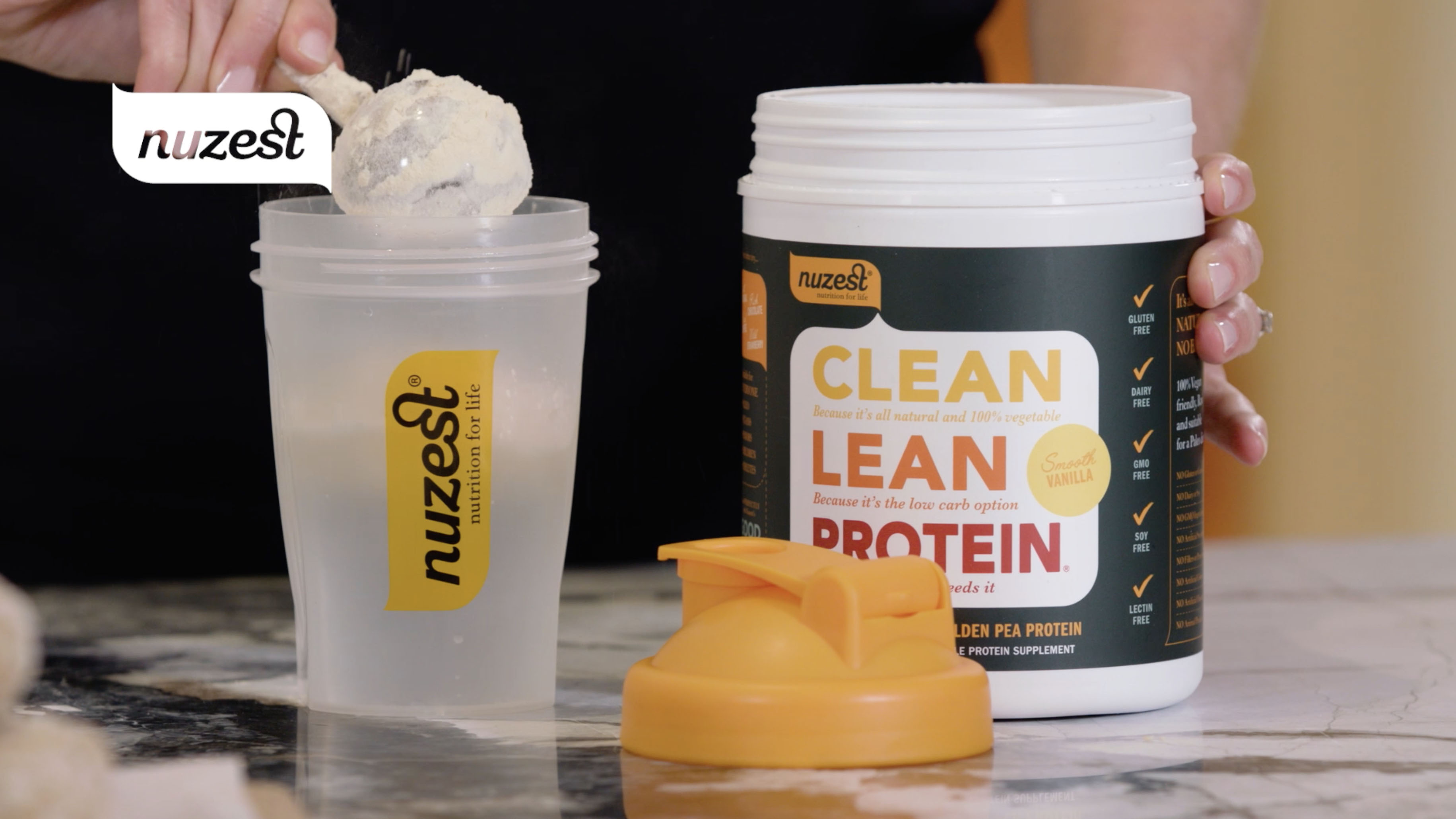 Clean Lean Protein Digestive Support Protein