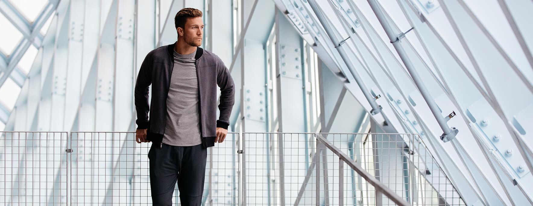 city styles mens athleisure clothing- tasc performance