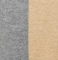 Grey/Camel