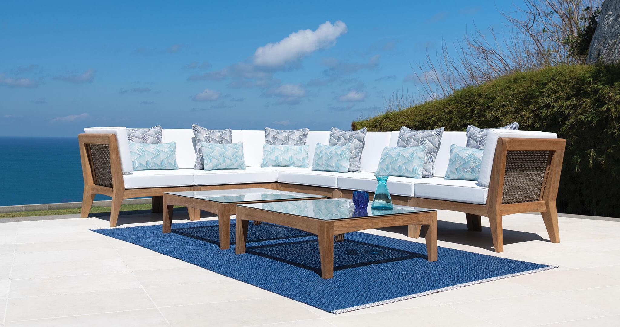 Cove luxury sofa set