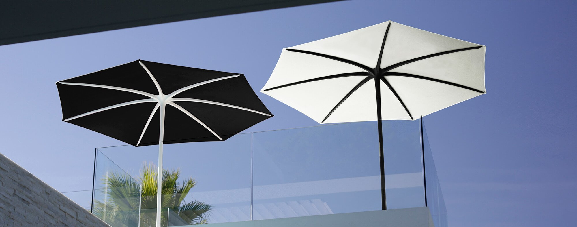 Palma luxury parasol