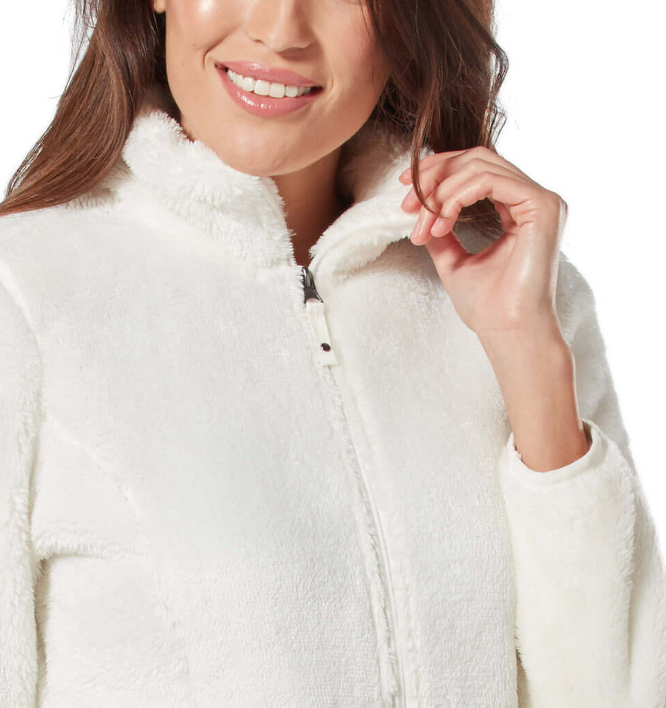 Women's Outlier Heather Butter Pile® Fleece Jacket