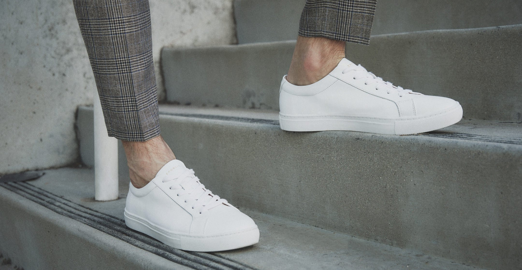 Kurt Leather Sneaker – New Republic