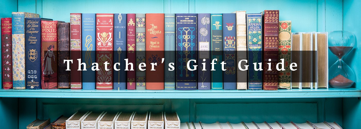 Banner image for Thatcher's Gift Guide