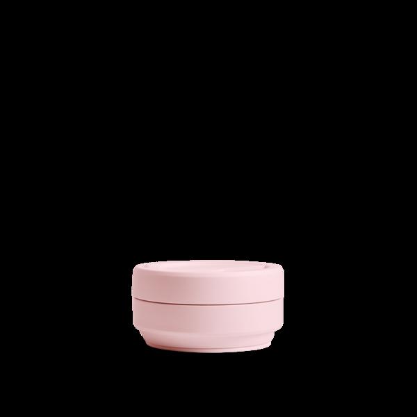 stojo pocket cup - tribeca collection (carnation)