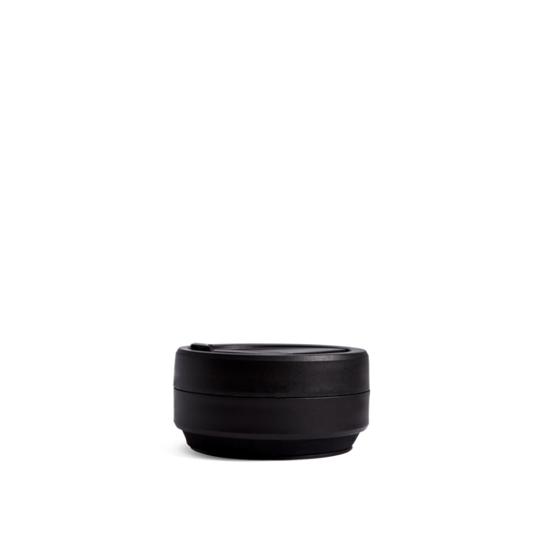 stojo pocket cup - brooklyn collection (ink)