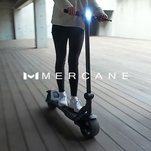 Mercane MX60 e-Scooter