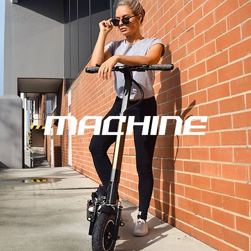 Machine FOX All Terrain 2000 Dual Motor e-Scooter