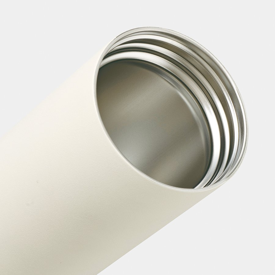 Mouth of ACTIVE tumbler white