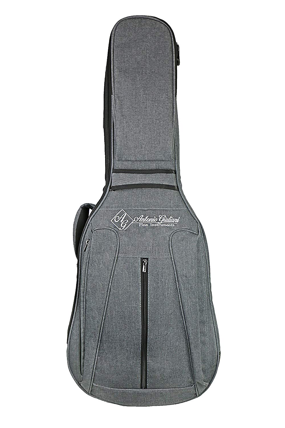 Antonio Giuliani Professional Padded Guitar Bag in action