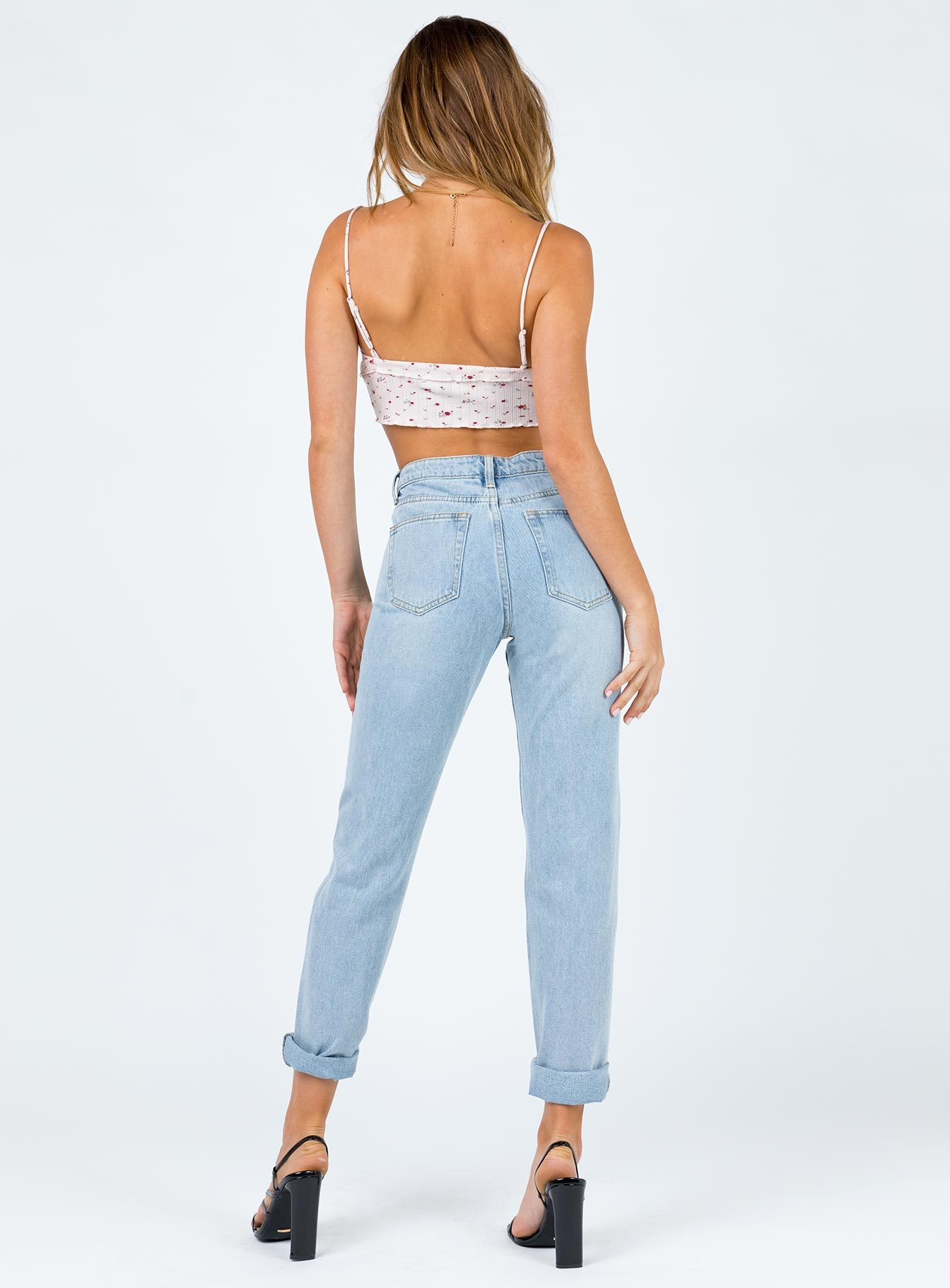 MOM JEANS (Side B)