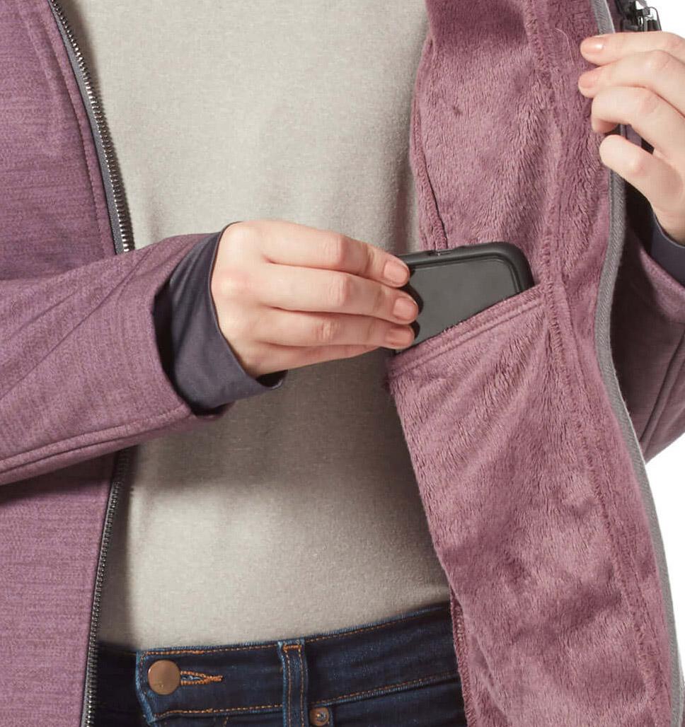Women's Plus Size Prestige Super Softshell® Jacket
