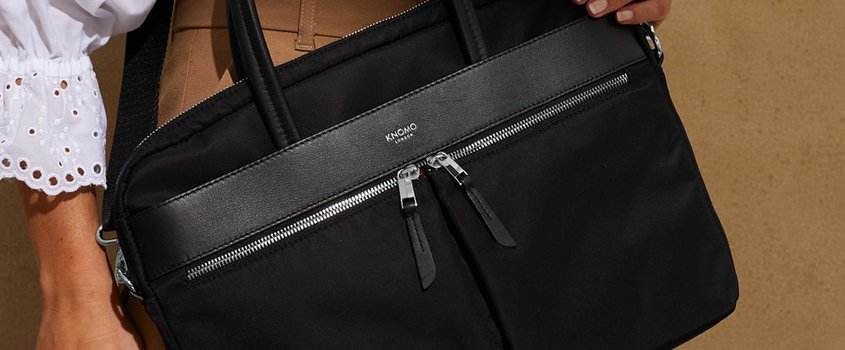 KNOMO Bags With Silver Zips Category Image | knomo.com