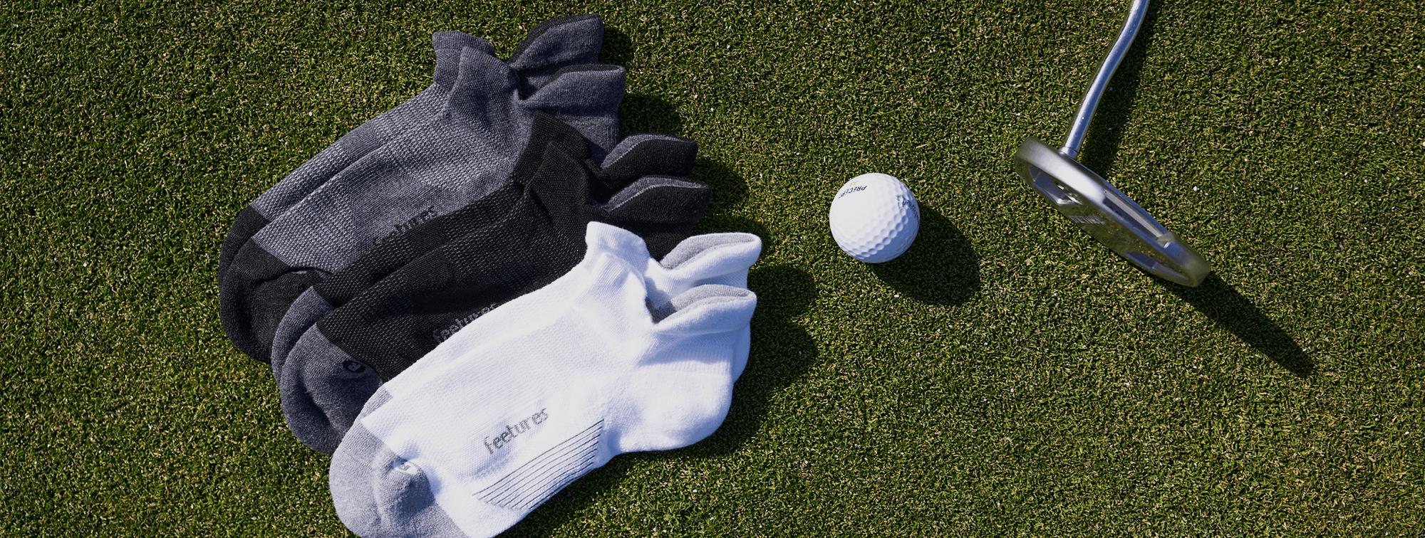Women's Golf Socks