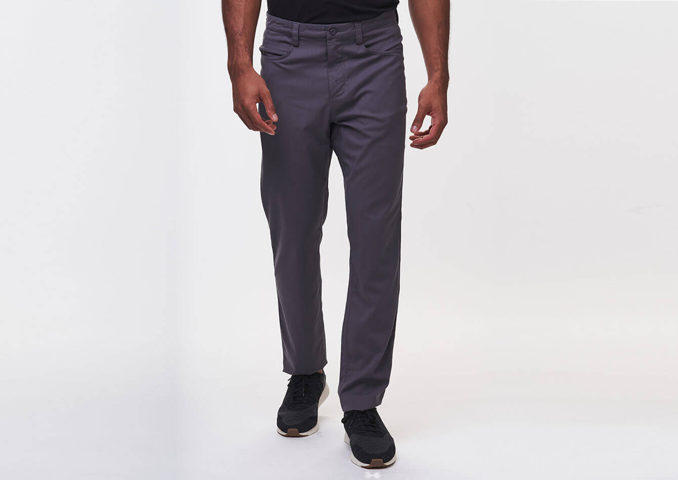 Motion Pant - tasc Performance - Bamboo Pants (Graphite)
