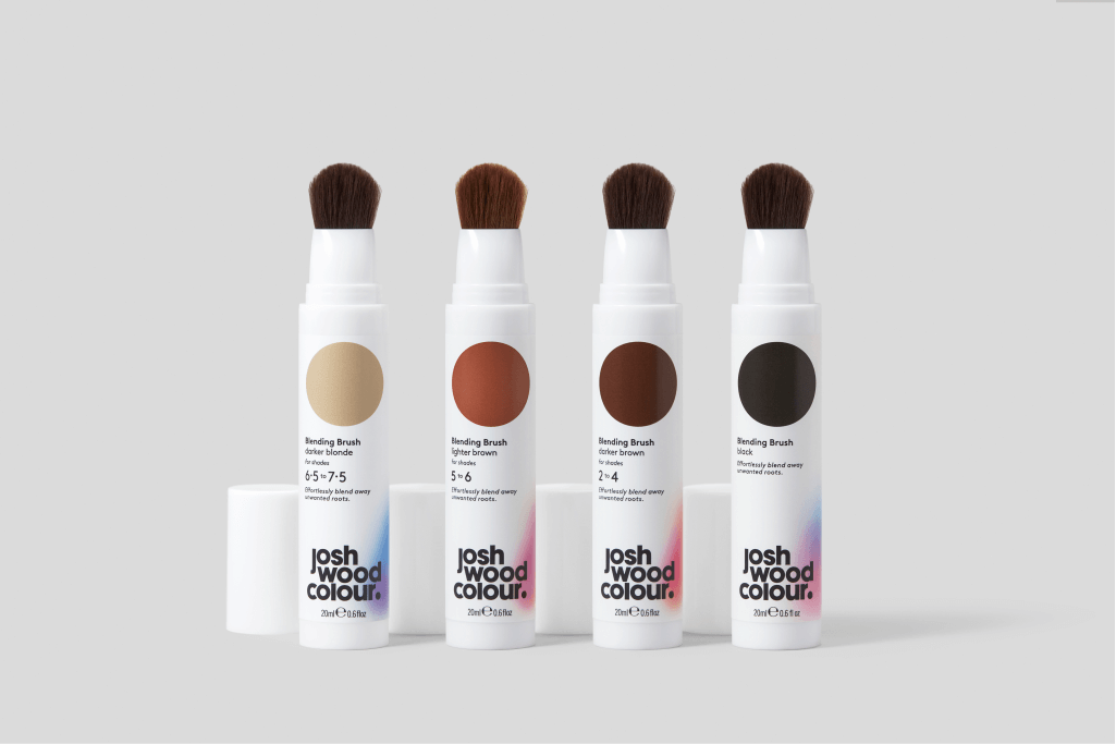 Josh Wood Root Touch-up Brushes