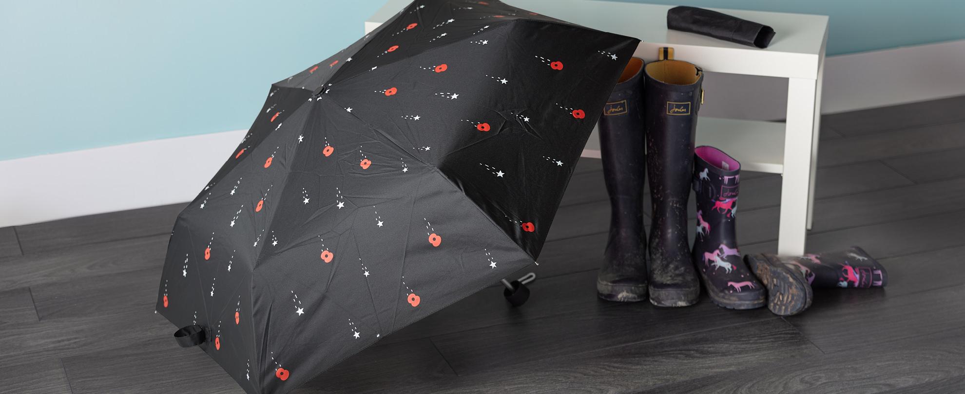Poppy Umbrellas