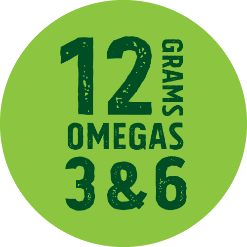 Omegas 3 & 6