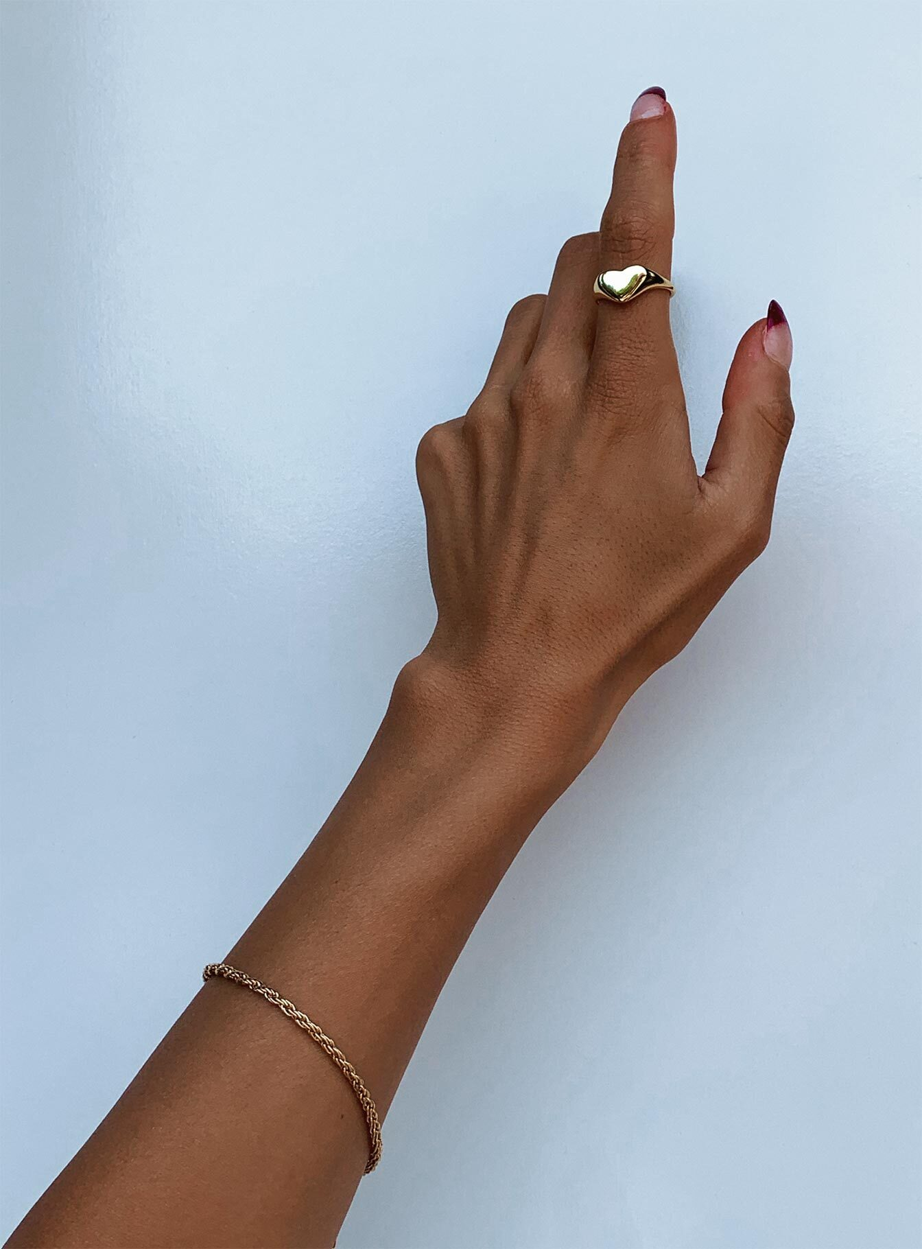 18k Gold Plated Jewelry (Side B)