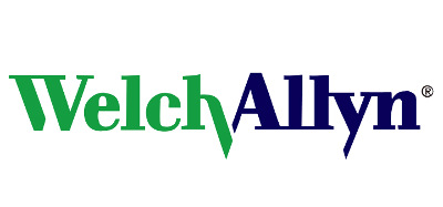 Welch Allyn Blood Pressure Monitors and Sphygmomanometers logo