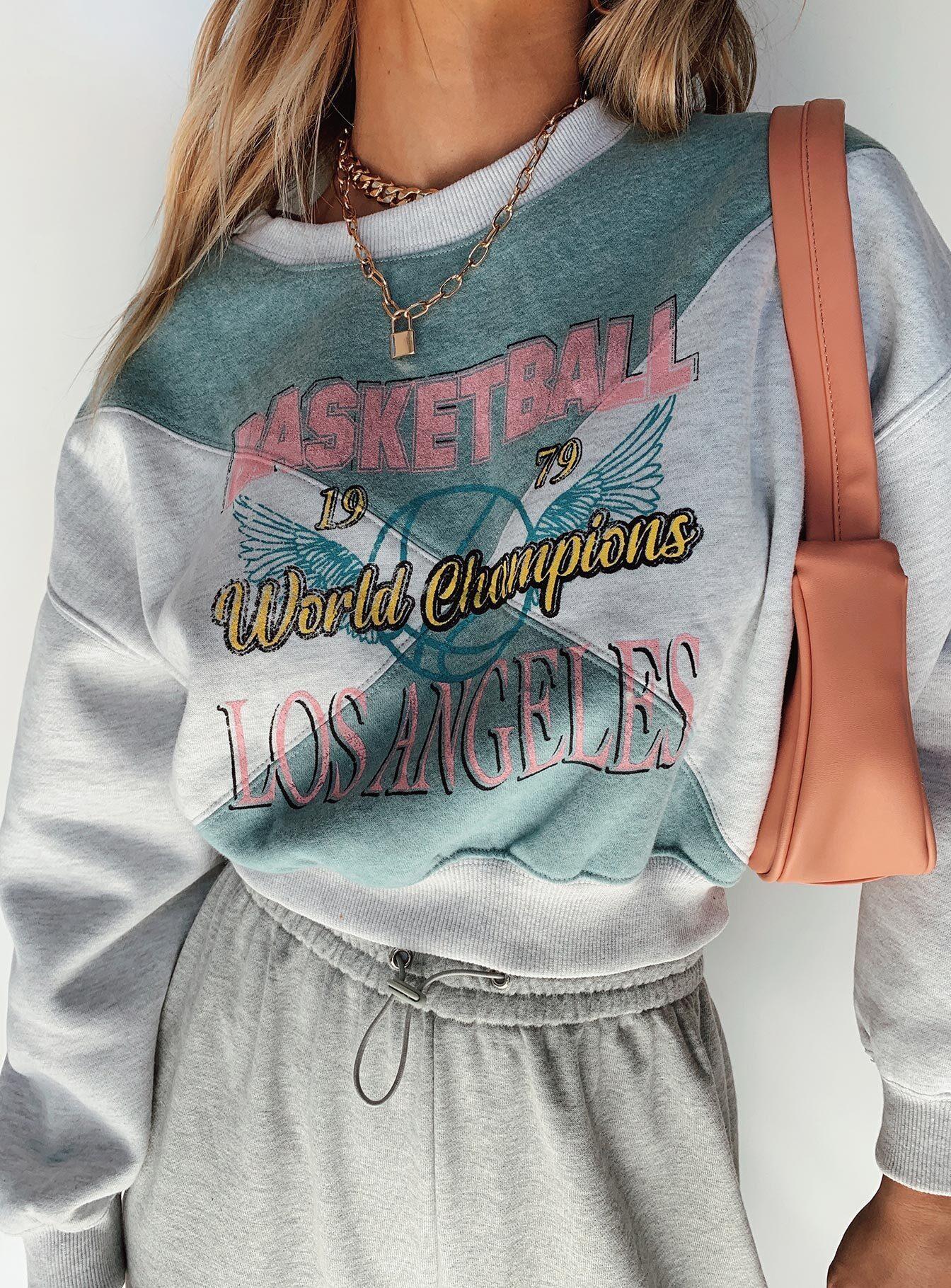 Crewneck Sweaters & Sweatshirts (Side A)