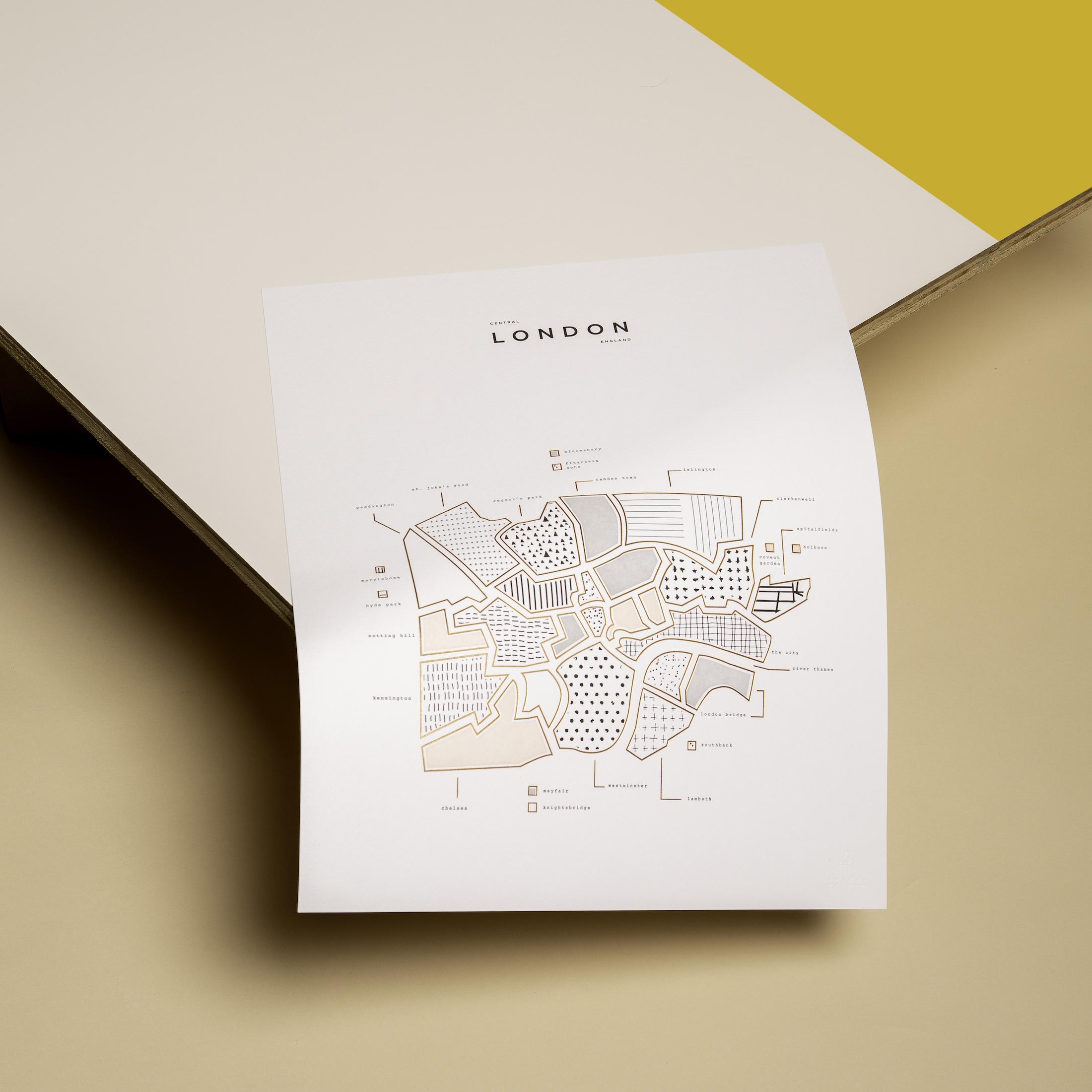 London City Print