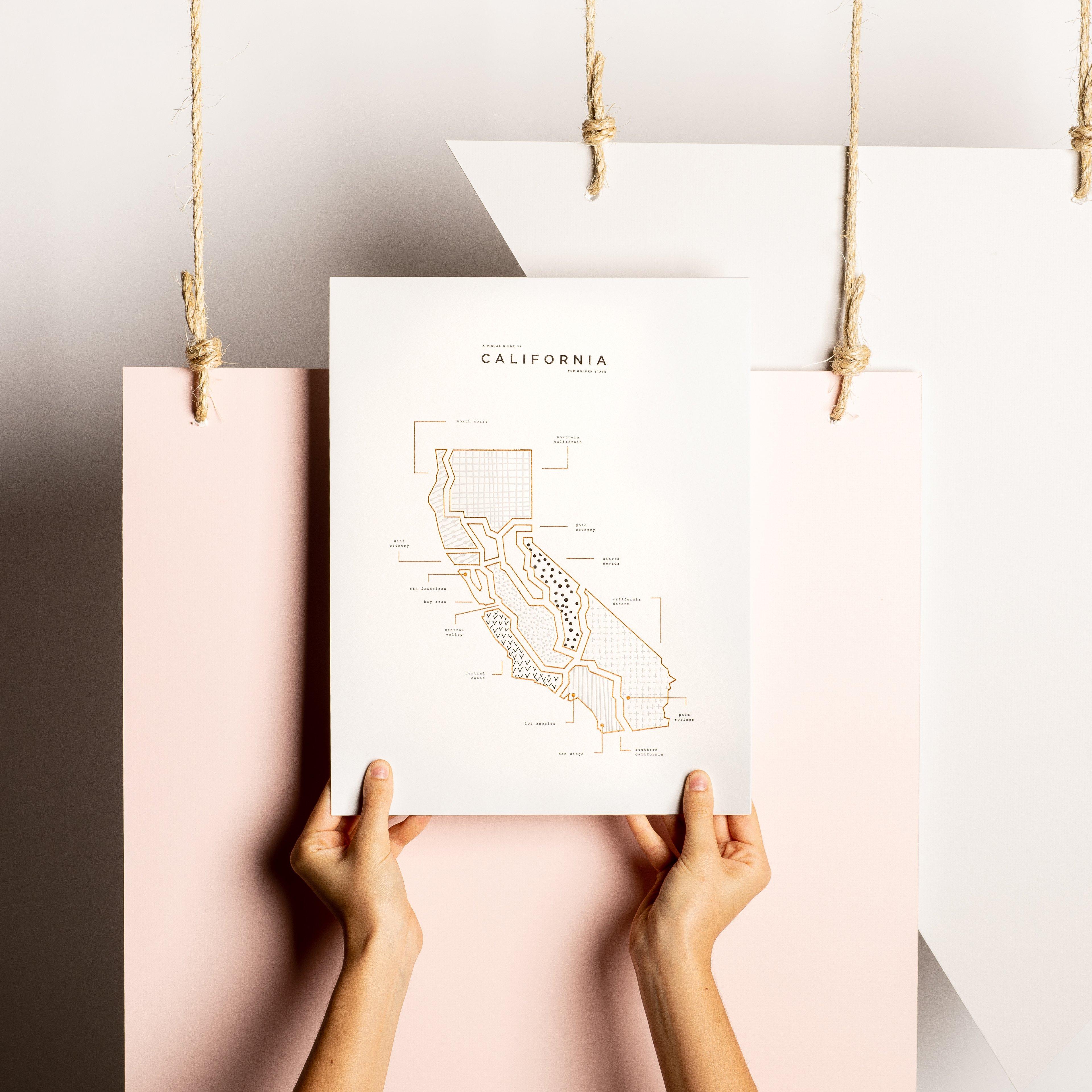 California State Print