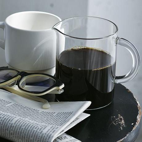 KINTO SCS COFFEE JUG 300ML CLEAR