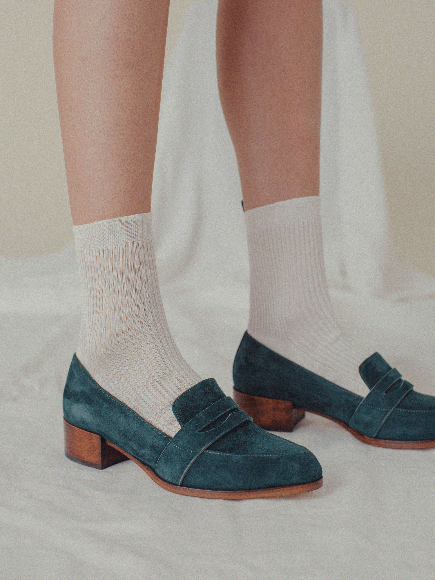 Thelma Loafer in Forest