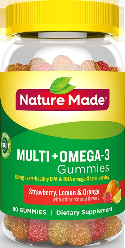 Multi + Omega-3
