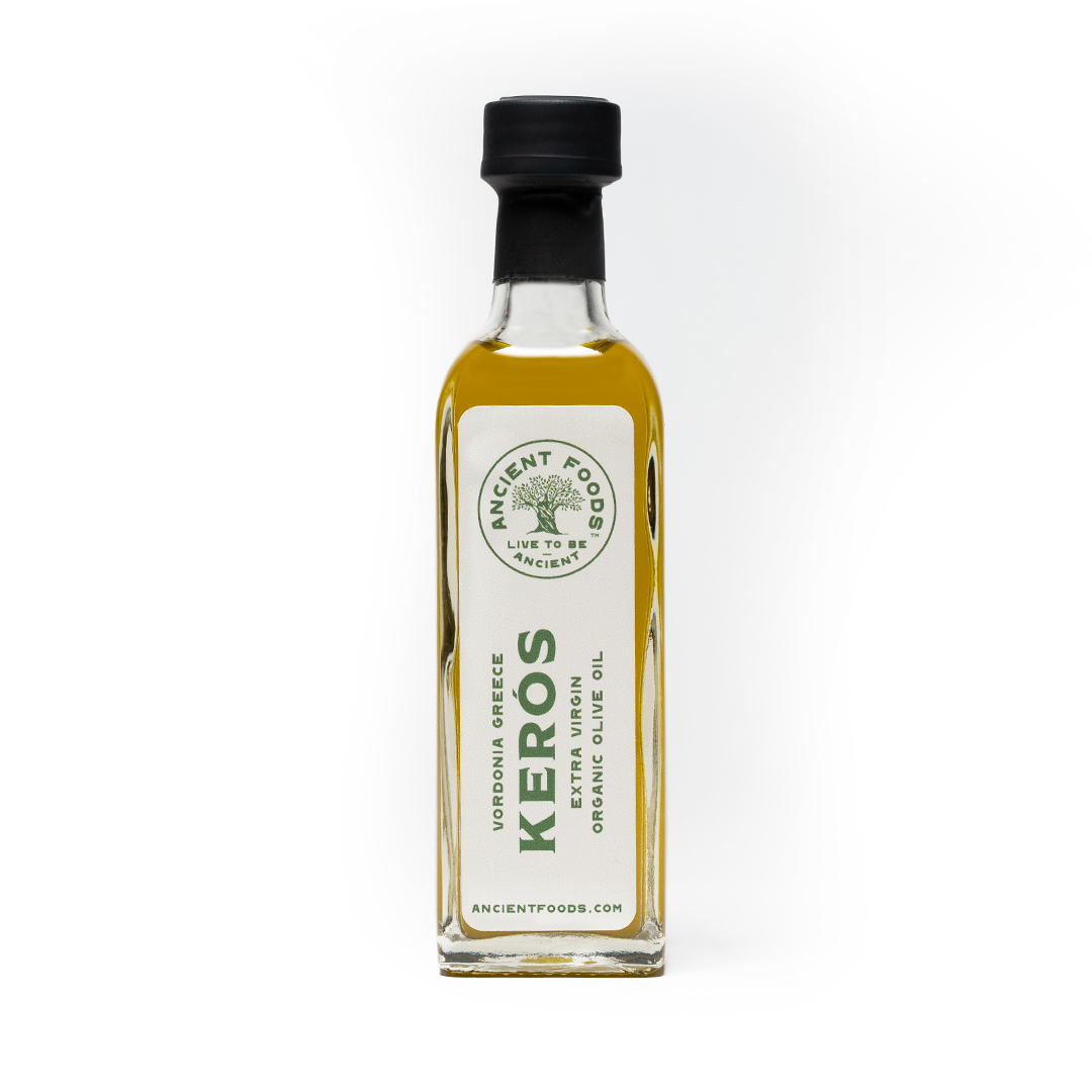 Keros Extra Virgin Organic Olive Oil Trial Size