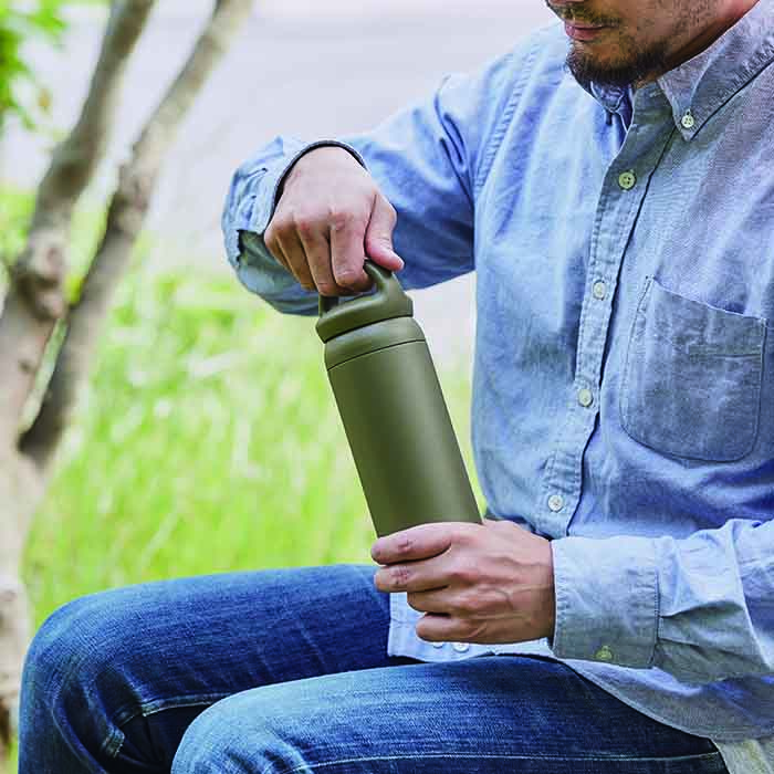 KINTO DAY OFF TUMBLER 500ML KHAKI THUMBNAIL 13