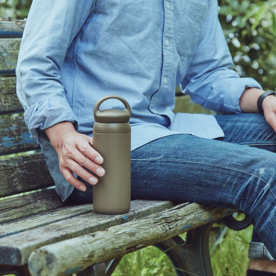 KINTO DAY OFF TUMBLER 500ML KHAKI THUMBNAIL 12