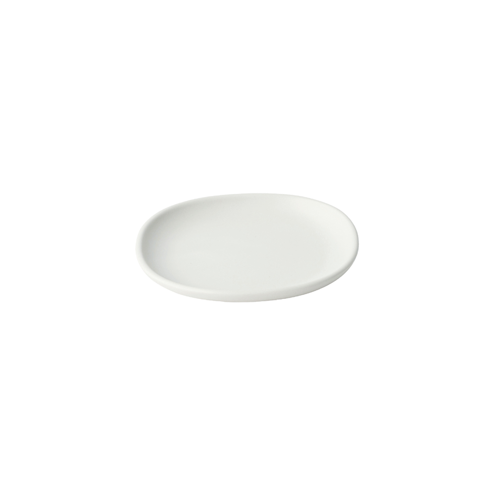 KINTO NEST SQUARE PLATE 165MM WHITE