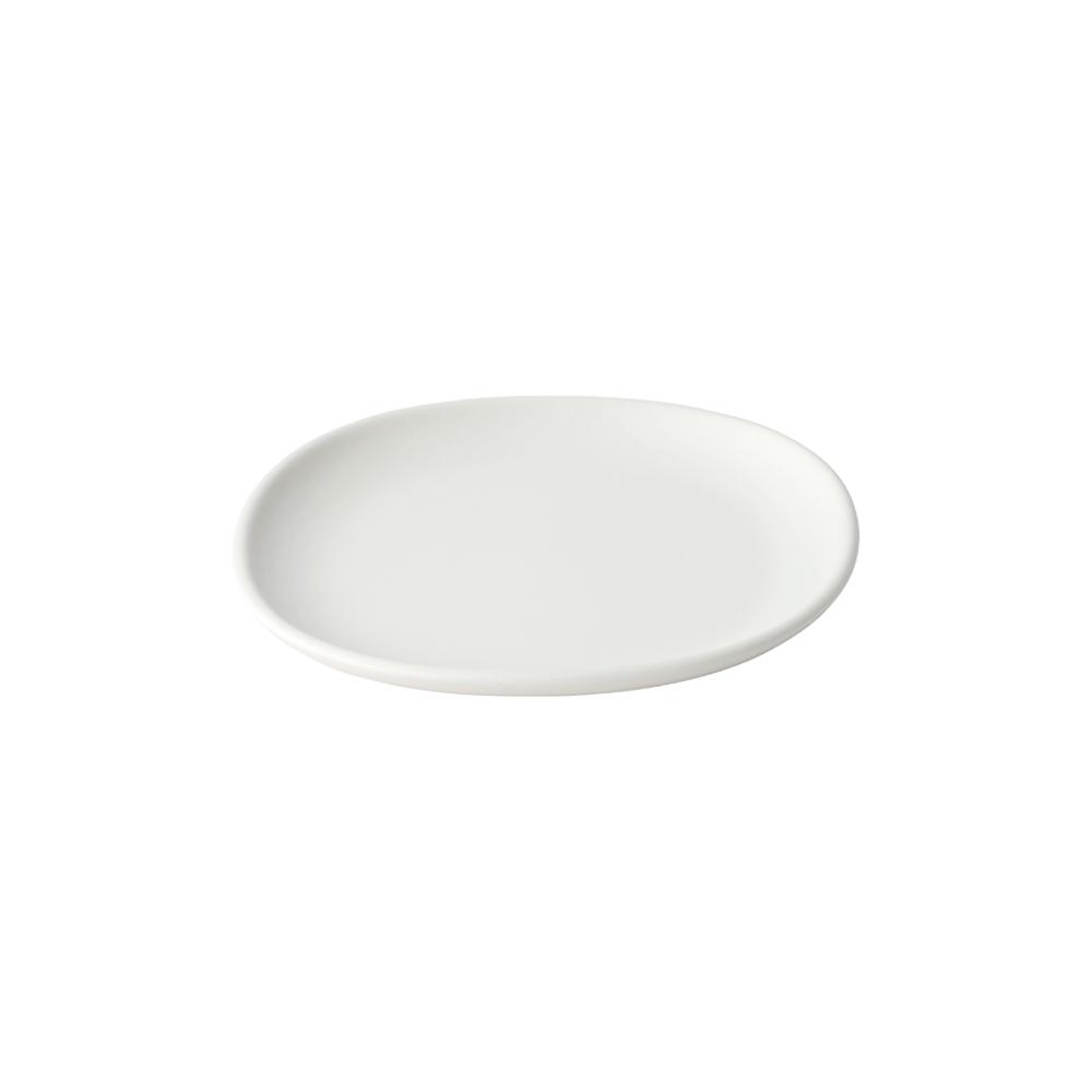KINTO NEST SQUARE PLATE 210MM WHITE THUMBNAIL 1