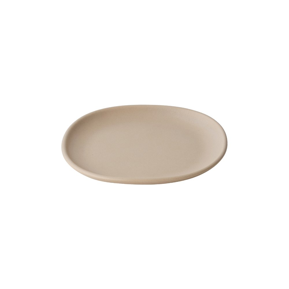 KINTO NEST SQUARE PLATE 210MM PINK BEIGE THUMBNAIL 5