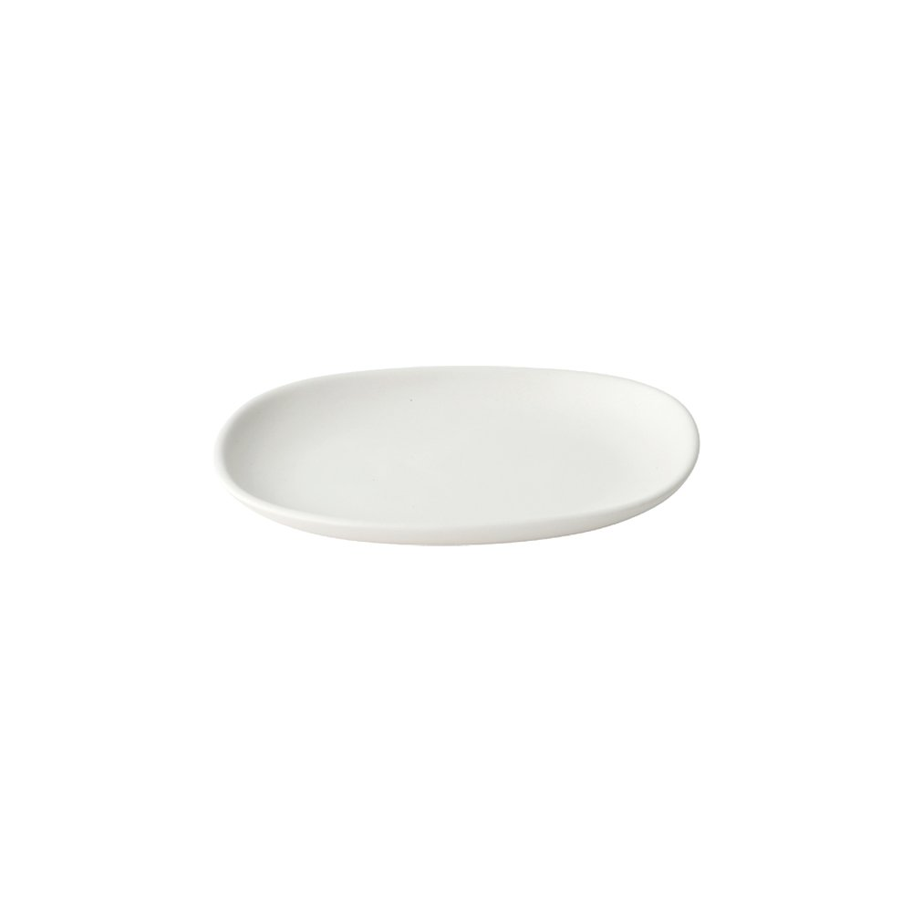 KINTO NEST RECTANGLE PLATE 195MM WHITE