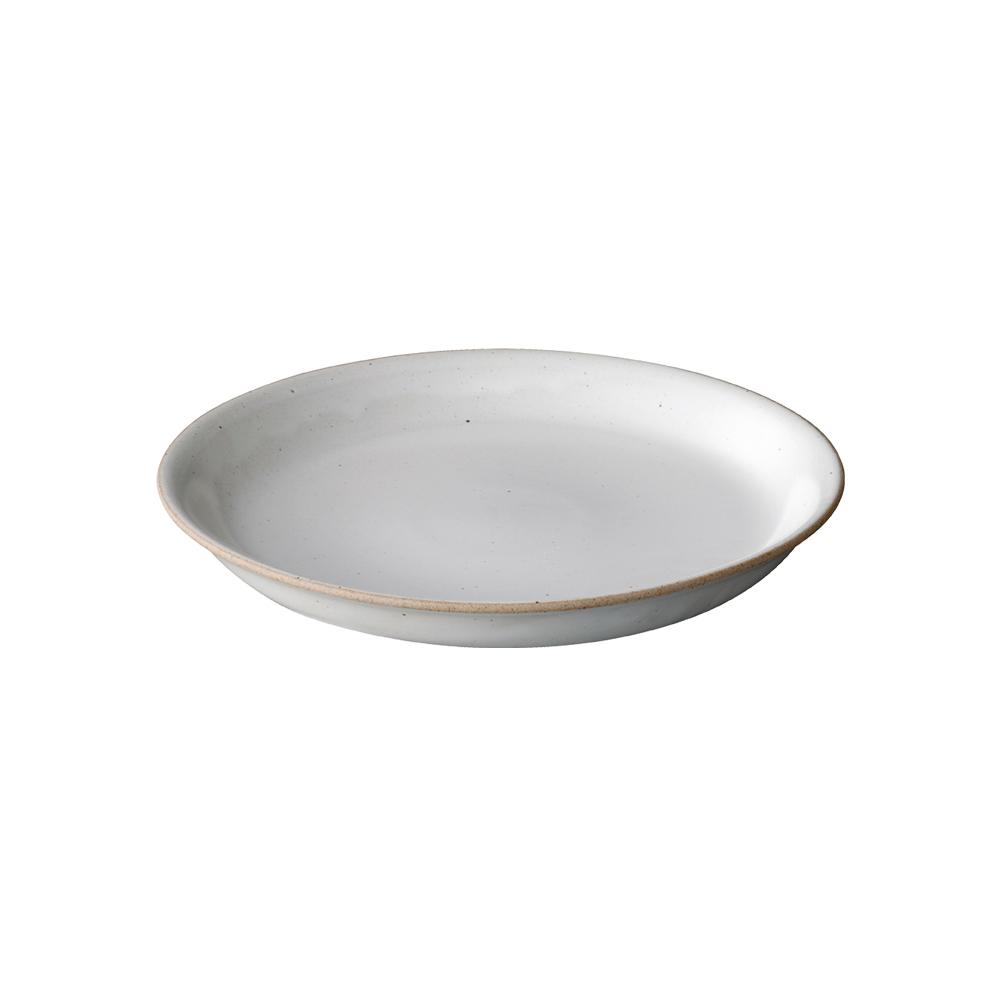 KINTO CLK-152 PLATE WHITE