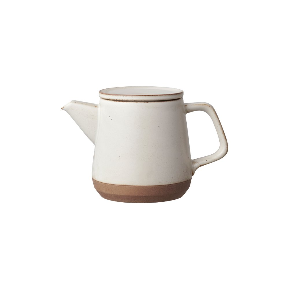 KINTO CLK-151 TEAPOT 500ML WHITE