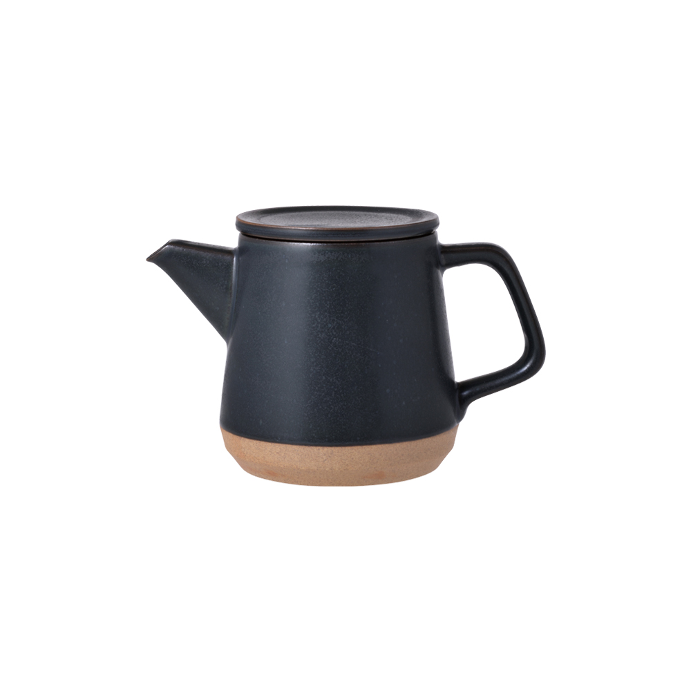 KINTO CLK-151 TEAPOT 500ML  BLACK