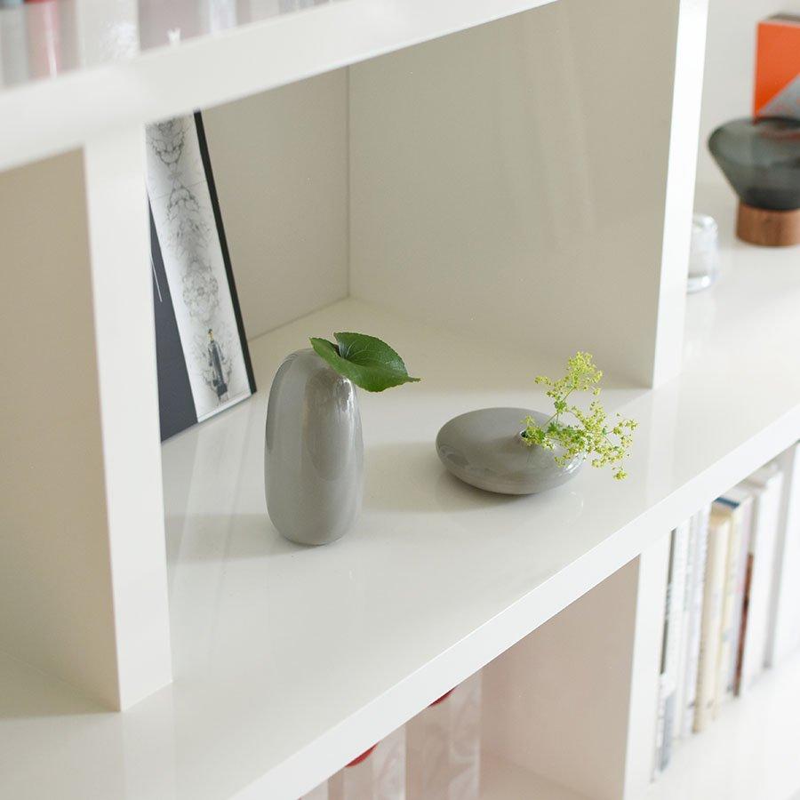 SACCO vase porcelain 01 - KINTO Europe