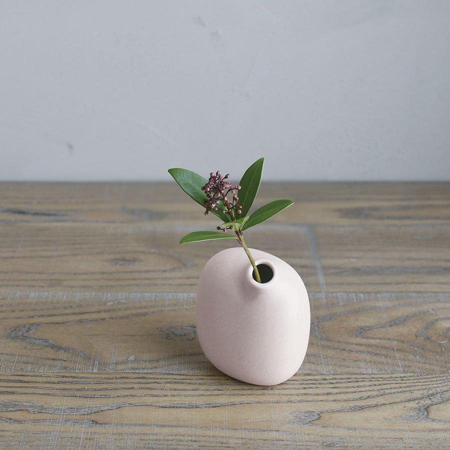 SACCO vase porcelain 02 - KINTO Europe